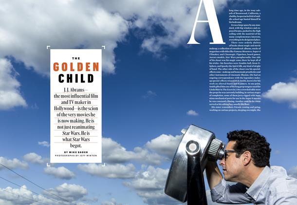 Article Preview: The Golden Child, December/January 2015 | Esquire