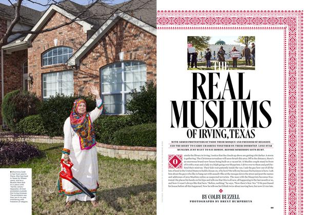 The Real Muslims of Irving, Texas