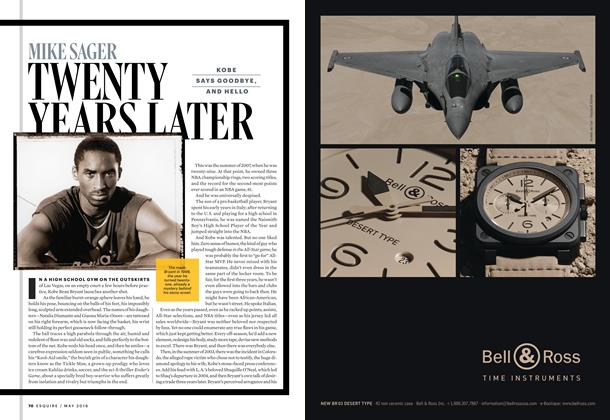 Article Preview: Twenty Years Later, MAY 2016 2016   Esquire