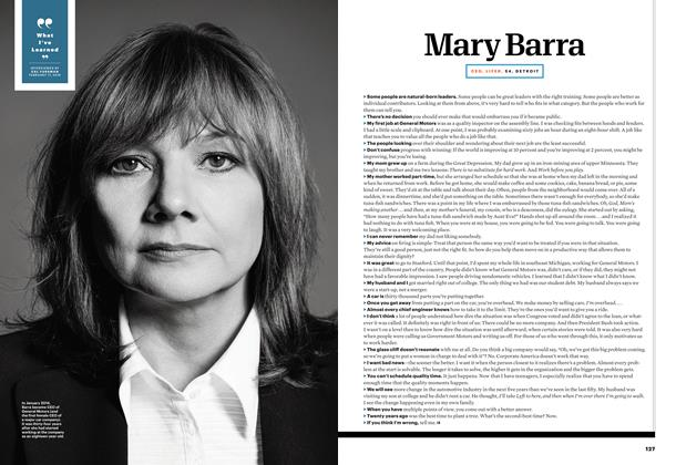 Article Preview: Mary Barra, May 2016 | Esquire