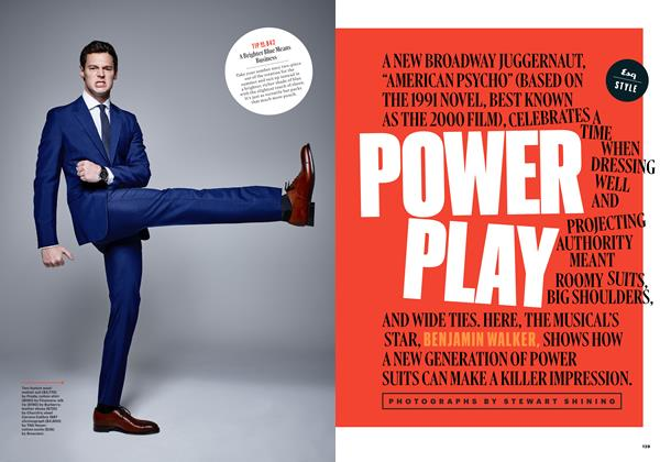 Article Preview: Power Play, MAY 2016 2016 | Esquire