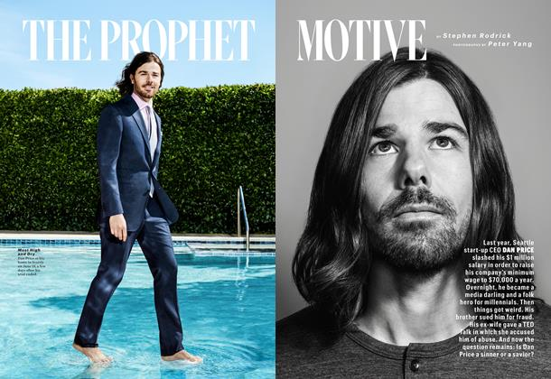 Article Preview: The Prophet Motive, September 2016 | Esquire