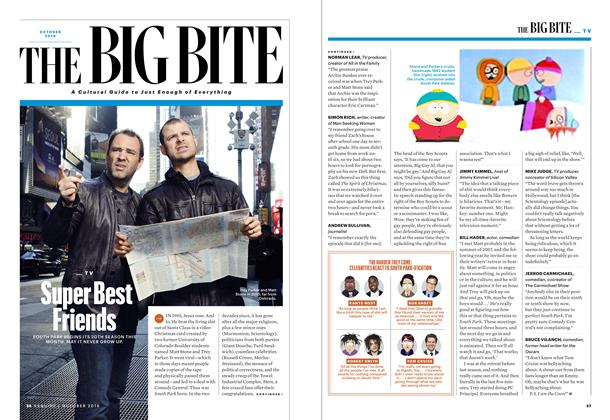 Article Preview: Super Best Friends, OCTOBER 2016 | Esquire