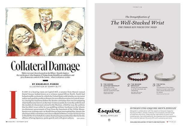 Article Preview: Collateral Damage, OCTOBER '16 2016 | Esquire