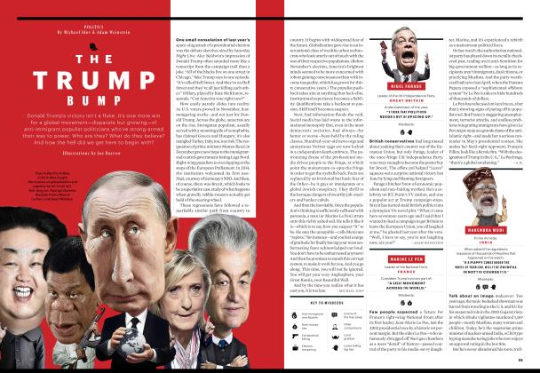 Article Preview: The Trump Bump, FEBRUARY 2017 2017 | Esquire