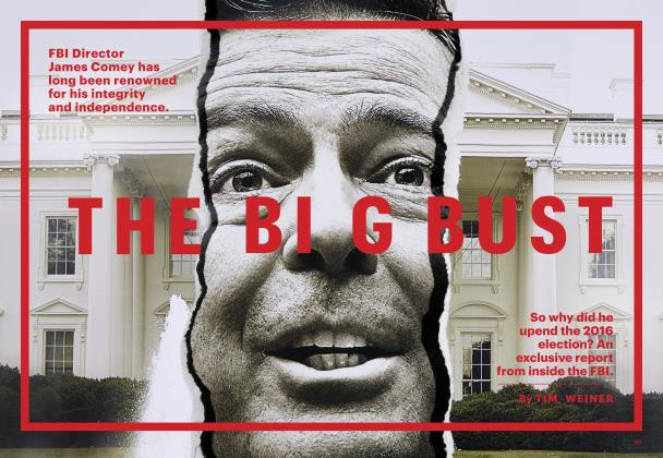 The Big Bust