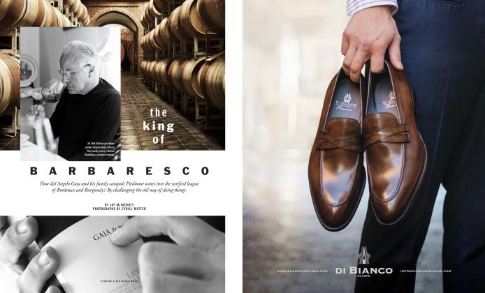 Article Preview: The King of Barbaresco, Spring/Summer 2017 | Esquire