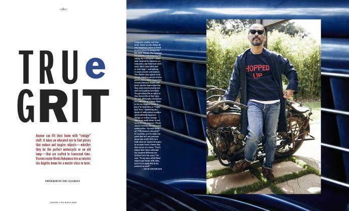 Article Preview: True Grit, SPRING/SUMMER 2017 2017 | Esquire