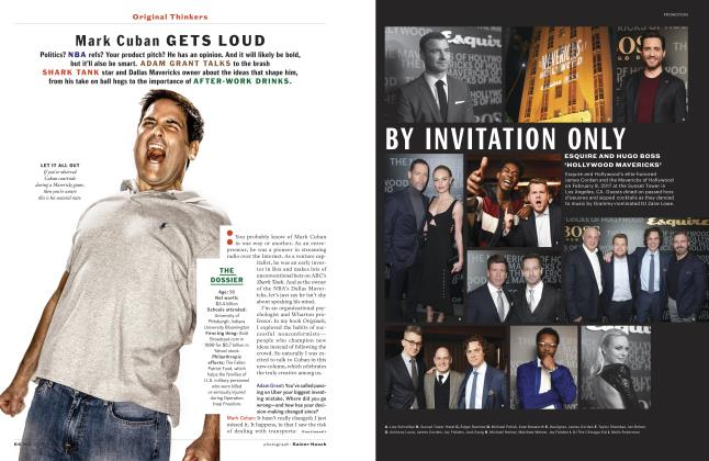 Mark Cuban Gets Loud