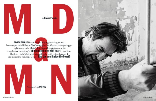 Article Preview: Mad Man, MAY 2017 2017 | Esquire