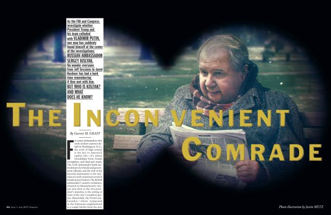 The Inconvenient Comrade