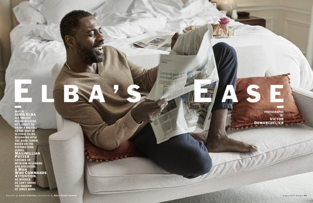 Elba's Ease