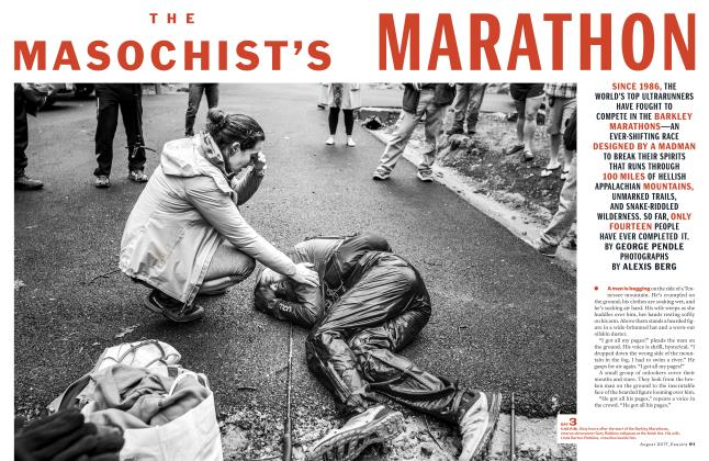 The Masochist's Marathon
