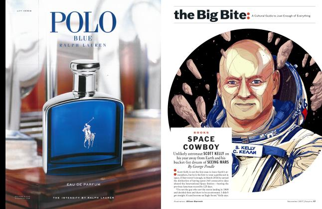 Article Preview: Space Cowboy, NOVEMBER '17 2017 | Esquire