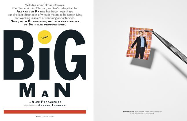 Article Preview: Little Big Man, DECEMBER/JANUARY '18 2017 | Esquire