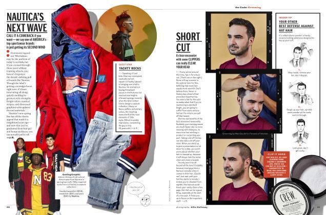 Article Preview: Short Cut, WINTER '18 2018 | Esquire