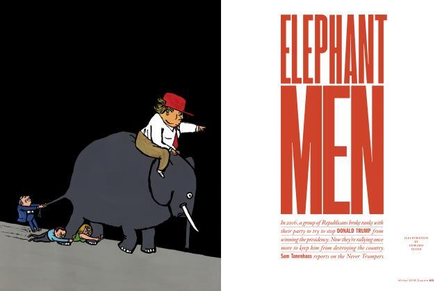 Article Preview: Elephant Men, Winter 2018 | Esquire