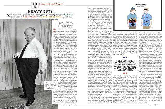 Article Preview: HEAVY DUTY, MARCH '18 2018 | Esquire