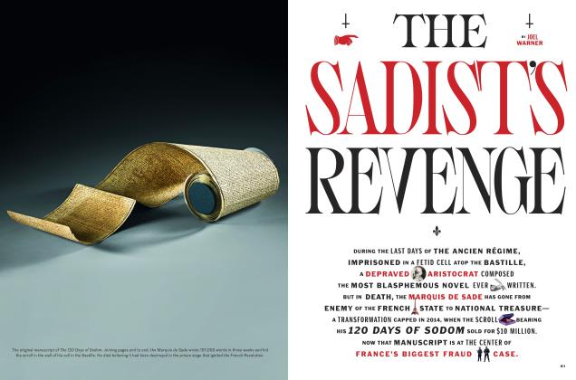 The Sadist's Revenge