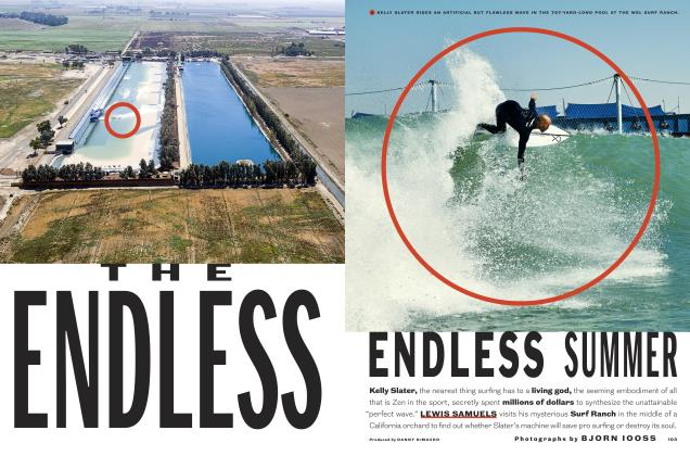 Article Preview: THE ENDLESS ENDLESS SUMMER, MAY '18 2018 | Esquire