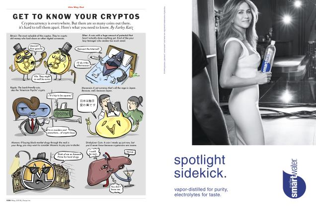 GET TO KNOW YOUR CRYPTOS