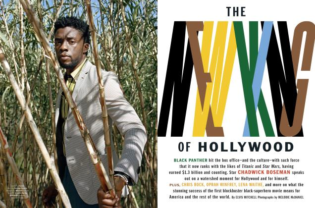 Article Preview: THE NEW KING OF HOLLYWOOD, SUMMER '18 2018 | Esquire