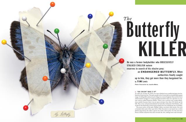 Article Preview: The Butterfly KILLER, SUMMER '18 2018 | Esquire