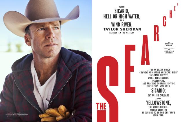 Article Preview: THE SEARCHER, SUMMER '18 2018 | Esquire