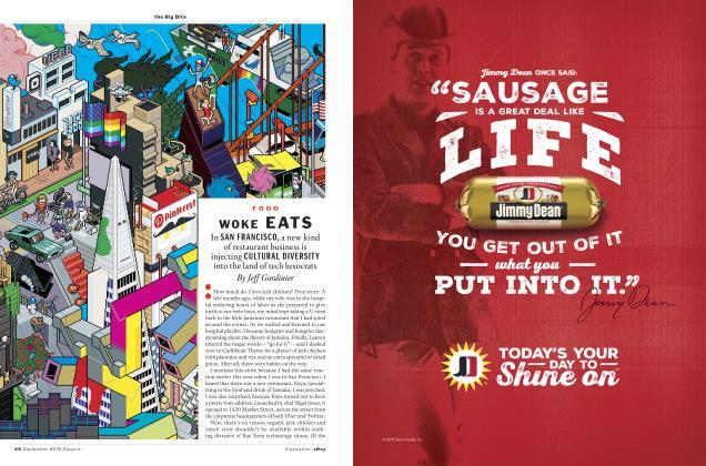 Article Preview: WOKE EATS, SEPTEMBER '18 2018 | Esquire