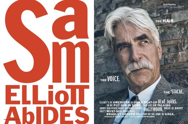 Article Preview: SAM ELLIOTT ABIDES, October 2018 | Esquire