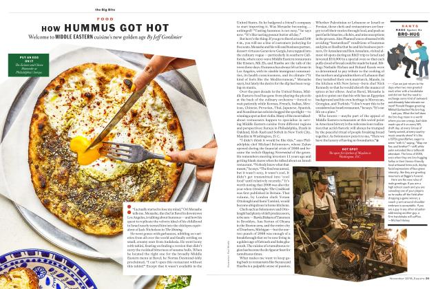 Article Preview: HOW HUMMUS GOT HOT, November 2018 2018 | Esquire