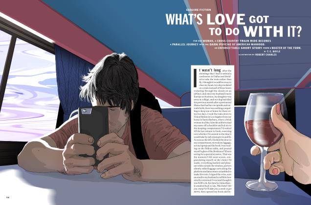 Article Preview: WHAT'S LOVE GOT TO DO WITH IT?, MARCH '19 2019 | Esquire