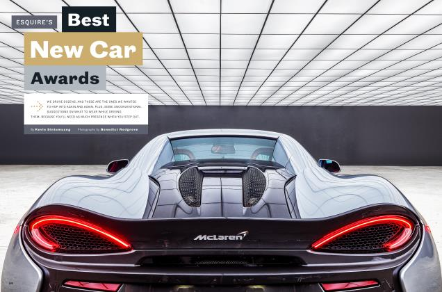 ESQUIRE'S Best New Car Awards