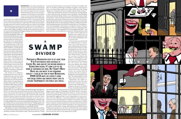 Article Preview: A SWAMP DIVIDED, MARCH '19 2019 | Esquire